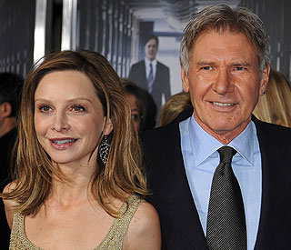 'My dad eloped,' reveals Harrison Ford's son