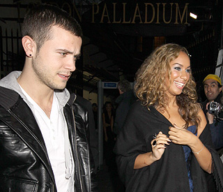 All over for Leona Lewis and her long term boyfriend?