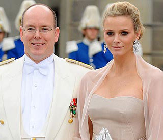Prince Albert of Monaco to marry Charlene Wittstock