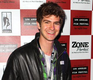 Rising British star Andrew Garfield is new Spiderman