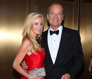 Kelsey Grammer confirms split with wife on Twitter