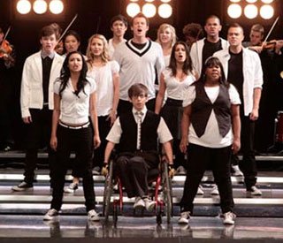 Song and dance: 'Glee' gets 19 Emmy nominations