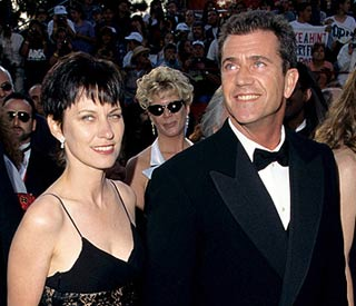 Mel Gibson's ex-wife comes to his defence