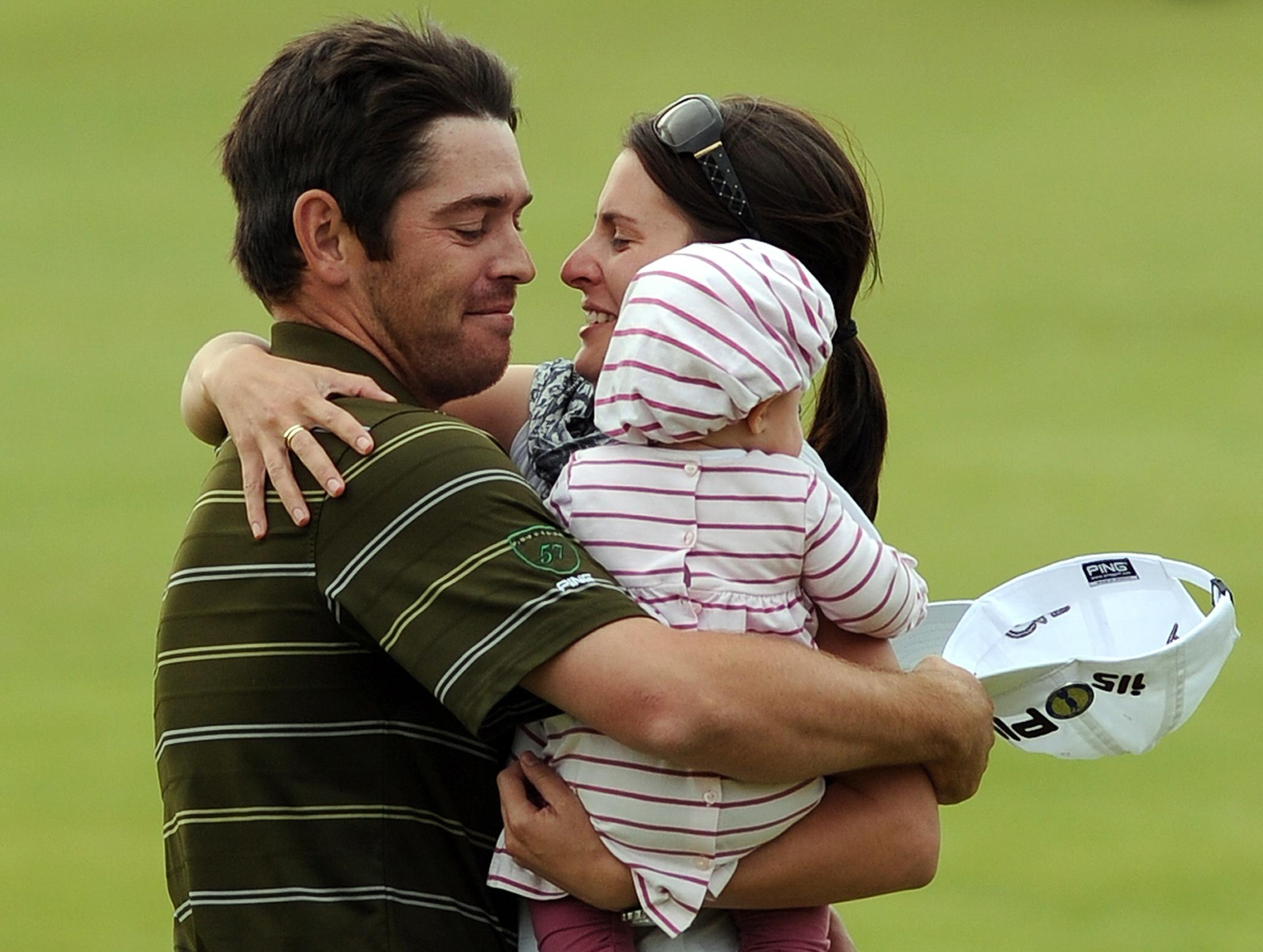 Louis Oosthuizen dedicates Open win to Mandela