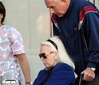 Zsa Zsa Gabor, 93,  in good spirits ahead of hip op