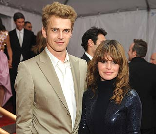 Hayden Christensen and Rachel 'taking month off'