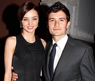 Orlando Bloom and Miranda Kerr marry in secret