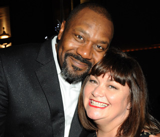'We're best friends': Dawn French on Lenny Henry
