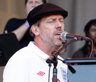 Hugh sings the blues: 'House' star to record album