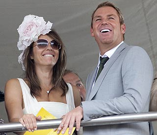 Elizabeth Hurley is toast of Glorious Goodwood