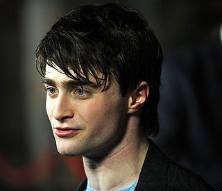 Daniel Radcliffe's new mystery woman