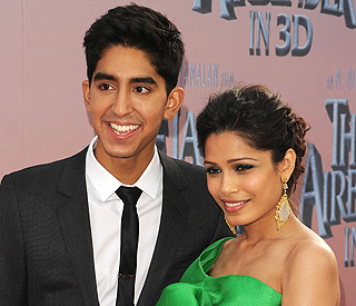 Dev Patel: Freida and I aren't getting married yet