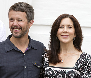 Crown Princess Mary of Denmark expecting twins