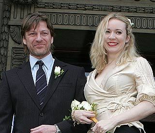 Divorce number four for actor Sean Bean