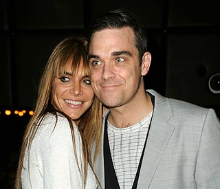 HELLO! Exclusive: The wedding of Robbie Williams and Ayda Field
