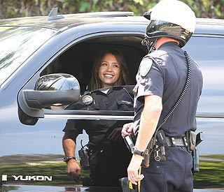 Double Take: Jessica Alba takes on the police