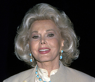 Zsa Zsa Gabor happy to be home after hospital release