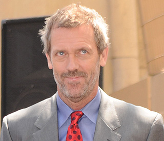 Hugh Laurie highest-paid actor in US drama