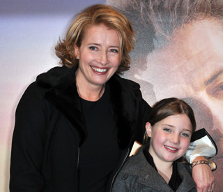 Emma Thompson plans gap year with daughter, ten