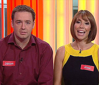 Alex Jones and Jason Manford make One Show debut