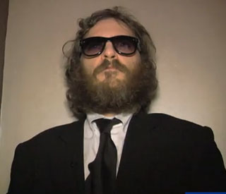 First glimpse of Joaquin Phoenix's bizarre film