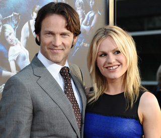 'True Blood's Anna Paquin and Stephen Moyer wed