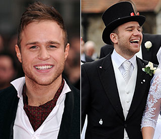 'X Factor's Olly Murs responds after twin reveals fall out