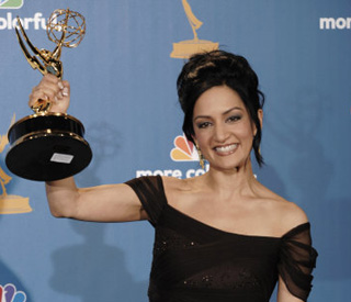 Emmy winner Archie thanks inspirational Angelina