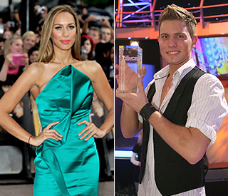 Leona Lewis starts new romance with German dancer
