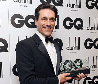 UK goes 'Mad' for Man of the Year Jon Hamm