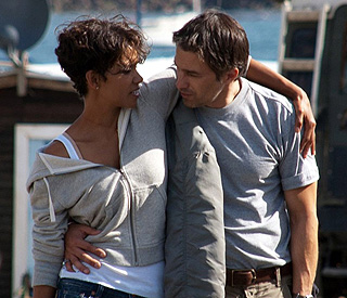 Halle Berry spotted kissing Kylie's ex Olivier Martinez