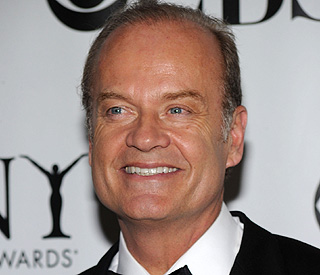 Kelsey Grammer talks of love for British girlfriend
