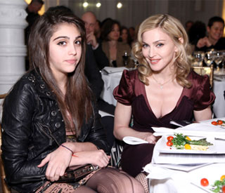 Madonna's daughter Lourdes starts stage school