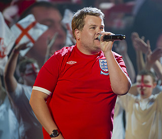 James Corden lined up to replace Piers on 'BGT'
