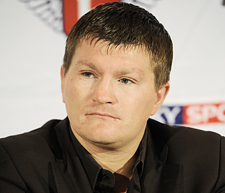 'I've been an idiot:' Ex-boxer Ricky Hatton enters rehab