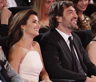 Penelope Cruz is pregnant with her first child