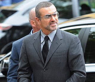 George Michael is jailed for eight weeks