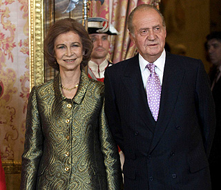 Spanish royals beat the recession with cutbacks