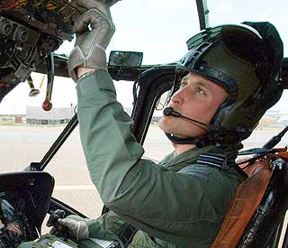 Prince William graduates as a search and rescue pilot