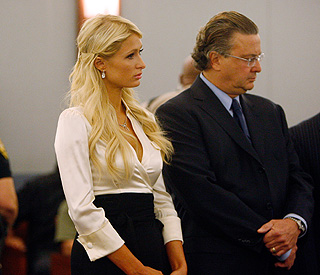 Paris Hilton avoids going to prison after guilty plea