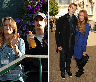 Andy Murray and Kim serve up fab fashion makeover