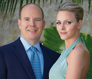 Prince Albert and Charlene wedding details revealed