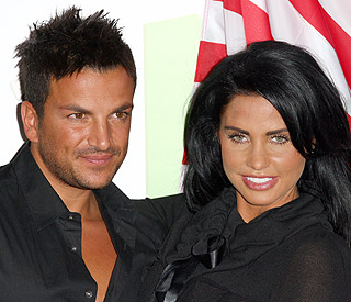 Katie Price prepares to battle Peter Andre in court