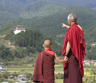 Beautiful Bhutan: the last Shangri-La