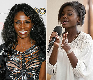 'X Factor:' Sinitta wants to 'slap Cheryl's butt'
