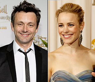 New romance? Rachel McAdams and Michael Sheen