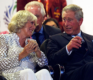 Prince Charles: 'Camilla is my eyes and ears'