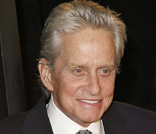 One session left of Michael Douglas' cancer treatment