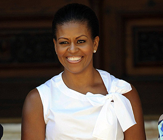 Michelle Obama named world's most powerful woman