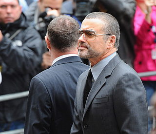 'Freedom': George Michael is released from prison